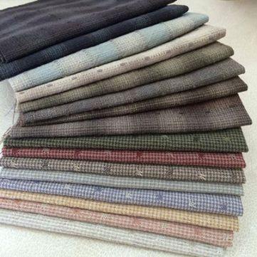 yarn-dyed fabric bundle