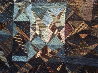 One of many beautiful quilts