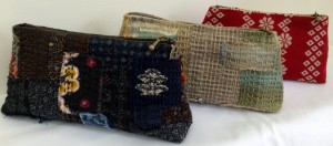 Boro inspired Zippi Purse Workshop May 9th